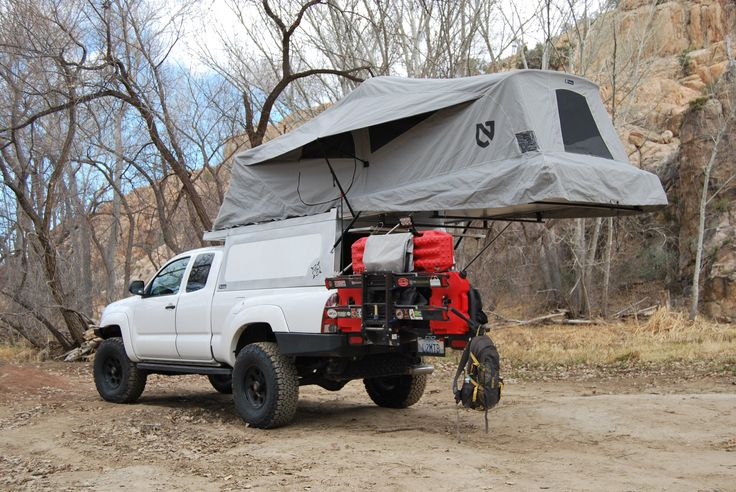 News: AT Overland announces new Tacoma Habitat