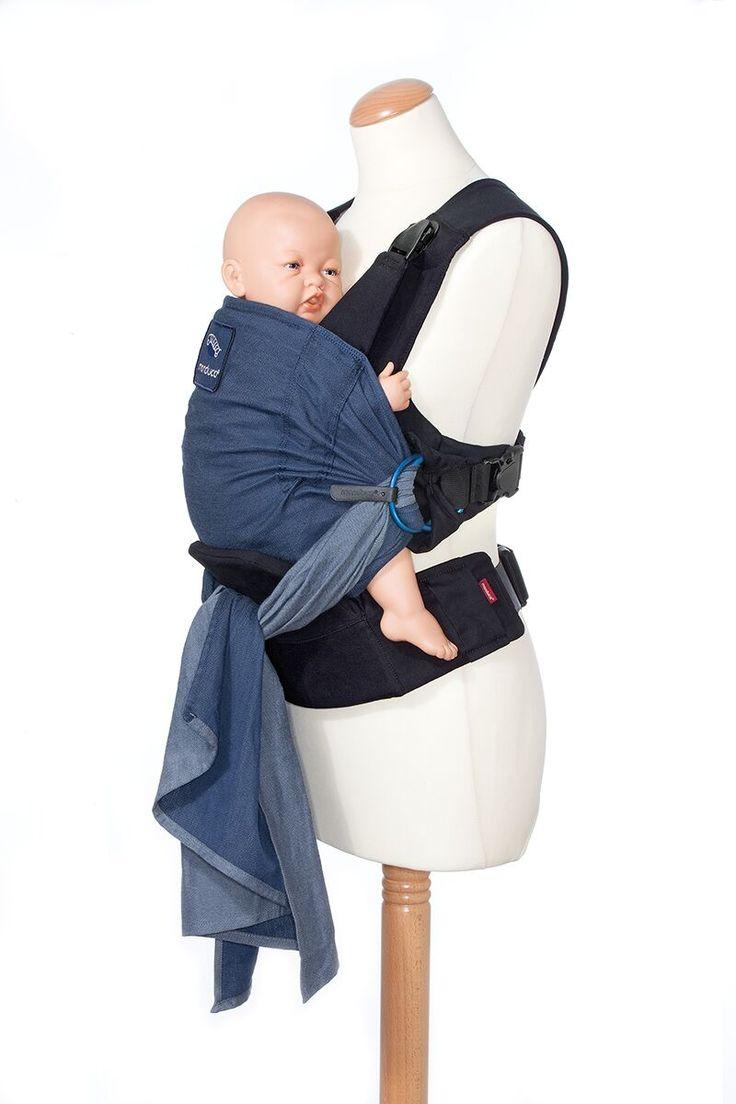 Manduca Duo kaufen * online + im Laden bei ZWERGE.de. Die Bauchtrage mit den Ringen und Didymos Tragetuch eignet sich für Babys ab Geburt und ist einfach und sicher anzulegen.