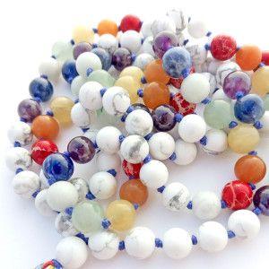 Chakras Mala Beads