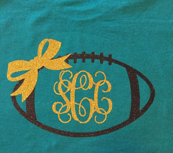 Coastal Carolina University with Monogram T-Shirt by 5thRowSouth on Etsy