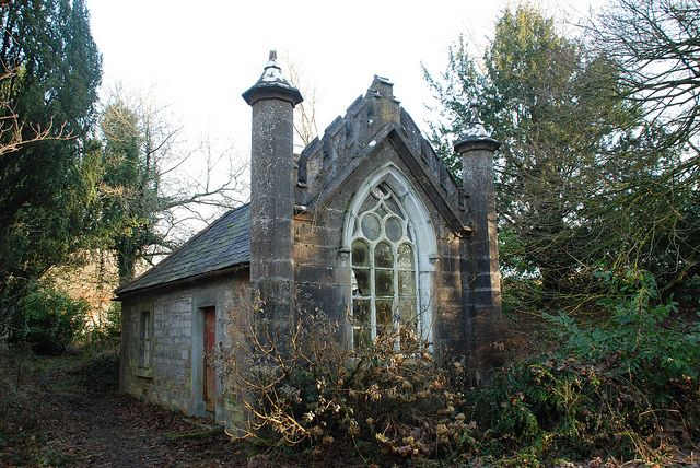 Gothic Cottage on the grounds of Castle Leslie Estate, Co. Monaghan, Ireland | Flickr - Photo Sharing!