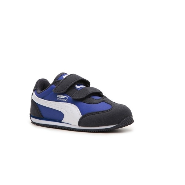 Puma Whirlwind V Boys' Infant & Toddler Sneaker ($36) ❤ liked on Polyvore