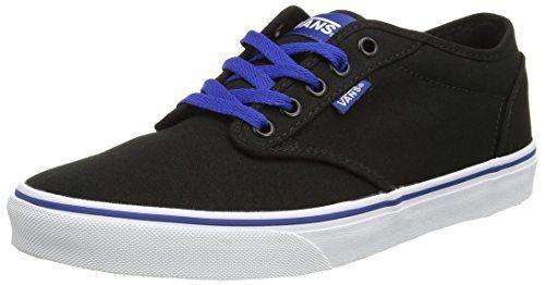 Vans Atwood, Herren Sneakers, Schwarz (varsity/black/blue), 40.5 EU - http://on-line-kaufen.de/vans/40-5-eu-vans-herren-atwood-sneaker-20