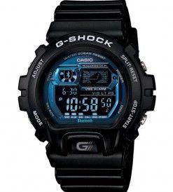 GB-6900B-1BER G Shock Bluetooth Birmingham Premium G Shock Birmingham The B Store Black G Shock Sale G Shock