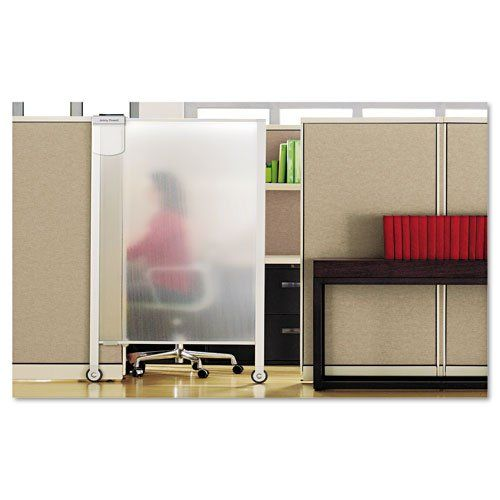 Premium workstation privacy screen cubicles cubicle for Cubicle privacy ideas