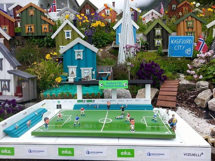 FC Kasfjord VS. Arsenal.