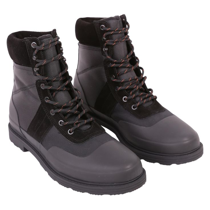 HUNTER ANKLE BOOTS. #hunter #shoes #