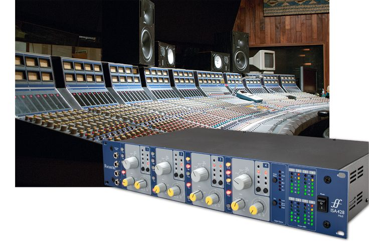 ISA 428 MkIIHeritage Sound times four. Focusrite's ISA mic preamps can be traced back to 1985, when console designer Rupert Neve was asked by Sir George Martin to create new modules for the console at AIR Montserrat. The modules he created included the legendary ISA110, on which all ISA microphone preamps are based. With their characteristic Lundahl LL1538 input transformer, along with one concession to modernity – variable input impedance – ISA mic preamps are very much the same as they…