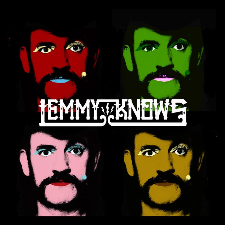 """Lemmy Knows"" a Motorhead tribute..."