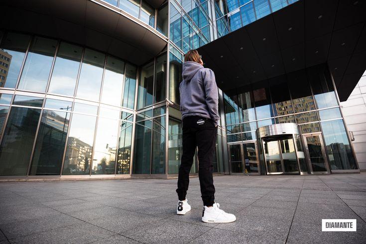 Spodnie Diamante Wear Classic RM Jogger Jeans