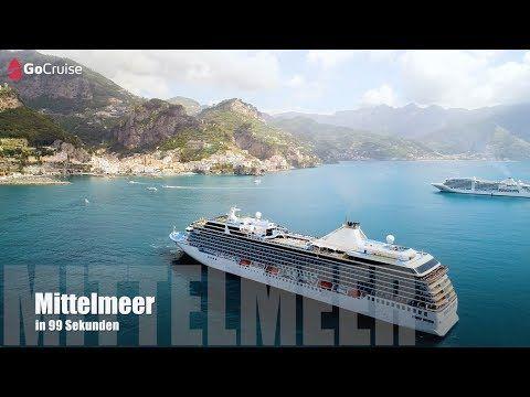 Mittelmeer-Kreuzfahrten bei GoCruise #kreuzfahrt #mittelmeer #video #reisebericht