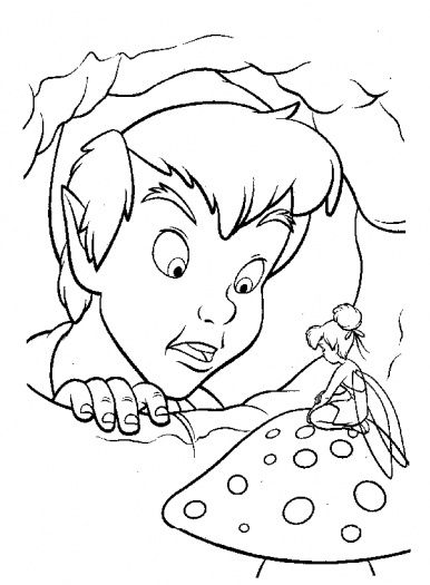 82 best coloring pages peter pan images on pinterest kids peter pan coloring pages peter pan coloring page coloring peter pan thecheapjerseys Gallery