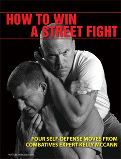 How to Win a Street Fight: Four Self-Defense Moves From Combatives Expert Kelly McCann – - Black Belt