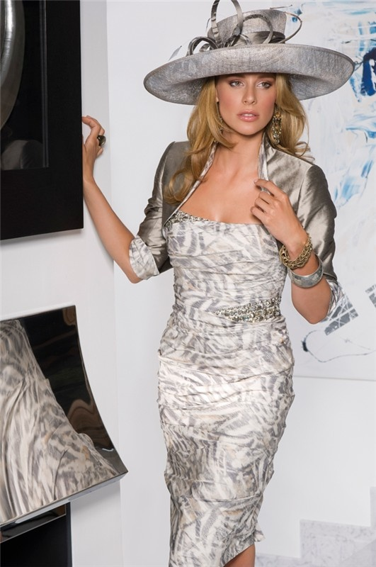 John Charles Mother Of The Bride Outfits, Evening Wear, Dresses For Formal Occasions - Nigel Rayment Boutique