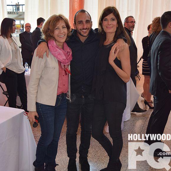 Sophie Lorain, Anne-Marie Cadieux et Dany Turcotte forment des couples imaginaires devant la lentille d'Olivier Ciappa   HollywoodPQ.com
