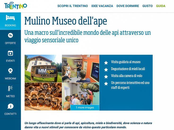 Il #MMape ha conquistato uno spazio su #VisitTrentino, il portale del #turismo della Provincia Autonoma di Trento. Siete pronti a partire?! Visitalo gratis con #Trentino #GuestCard. #TrentinoFamily, TrentinoinMostra, #TrentinoNatura, #TrentinoGusto.