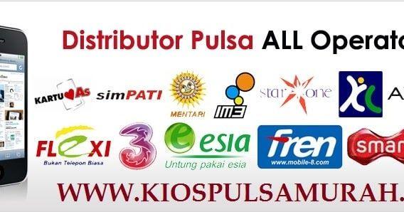Kios Pulsa Merupakan Agen Pulsa Distributor Pulsa Yang Menjadi Penyedia Layanan Bisnis Pulsa Elektrik All Operator Ppob Termurah Untuk Pulsa Te Kios Pelayan
