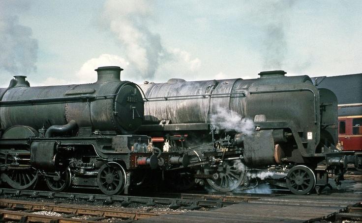 Steam Engine 1964