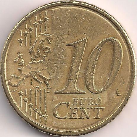 Wertseite: Münze-Europa-Westeuropa-Irland-Euro-0.10-2007-2016