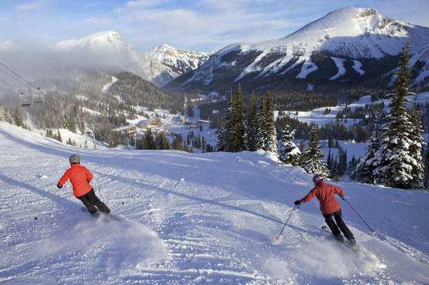 Ski Canada: Sunshine Village, near Banff