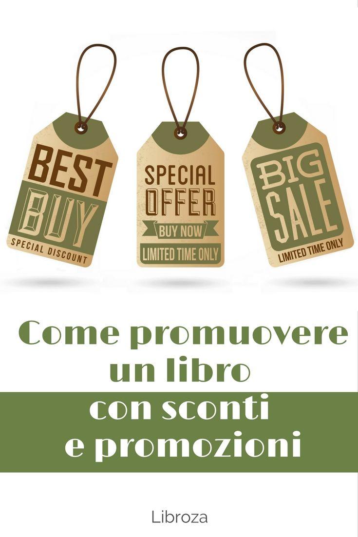 Come promuovere un libro con sconti e promozioni - Libroza.com