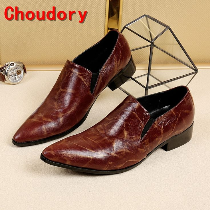86.70$  Buy here - http://ali12y.shopchina.info/go.php?t=32808176022 - Choudory patent leather shoes for men slip on loafers sapato masculino social mens oxfords Classic formal italian shoes men   #aliexpressideas