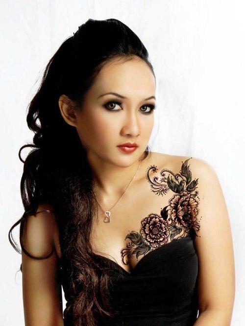 Tattoo ideas for women 2013