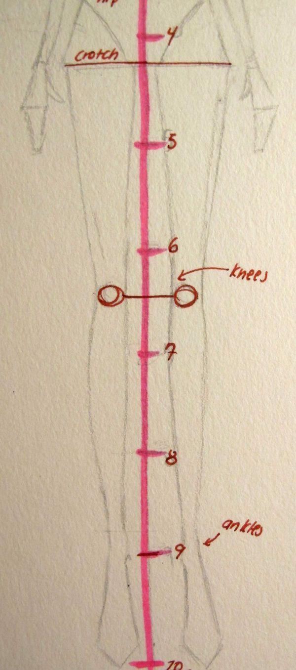 Fashion Sketching 101: How to Draw Fashion Figures – College Fashion