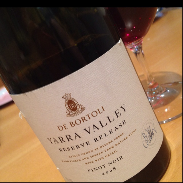 One of Australia's finest pinots! What a superb wine.