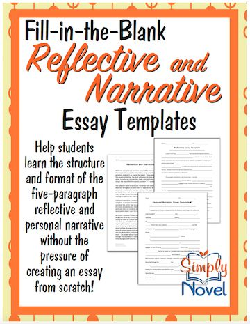 teachers reflect essay or dissertation structure
