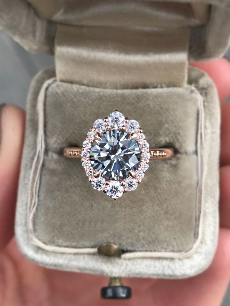 Will a Grey Engagement Ring Work for You?