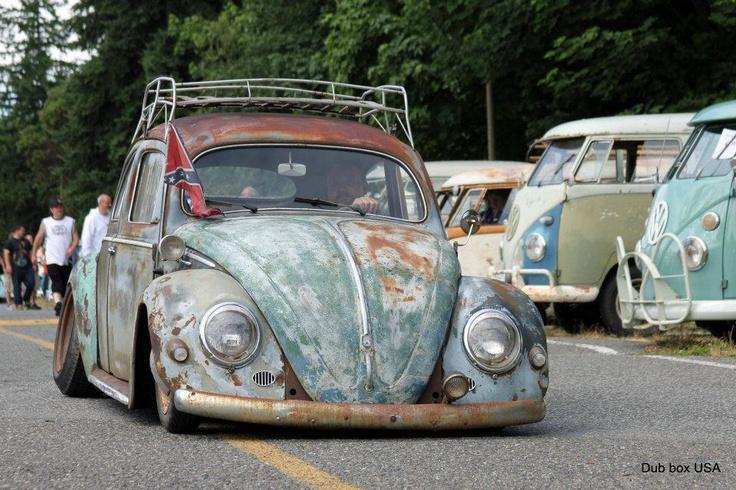Hoodride VW's, Pics | Retro Rides