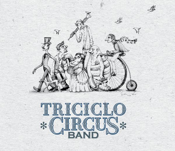 Triciclo circus band. Cada vez | Cover on Behance