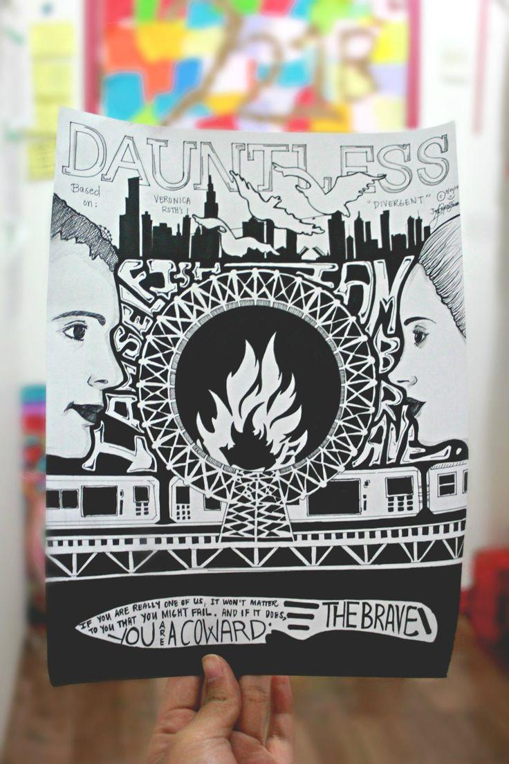 13 best Divergent Fan Art images on Pinterest | Divergent ...