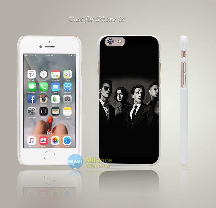 Hc49 арктический обезьяны английский инди рок стиль трудно белый чехол крышка коке для iPhone 4 4S 4 г 5 5S 5 г 5c 6 6 s 6 6 s плюс