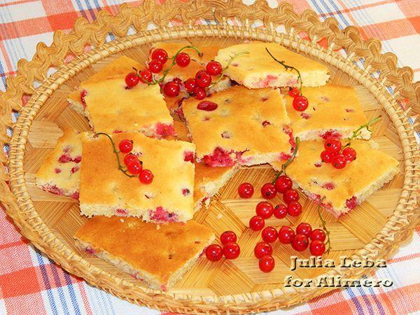 Мягкое печенье Лето красное / Рецепты с фото
