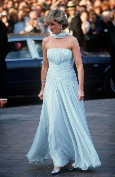123 best Diana\'s Gowns by Catherine Walker images on Pinterest ...