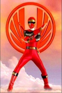 ninja storm red ranger | Power Rangers Ninja Storm - Red Wind - Rangergallery