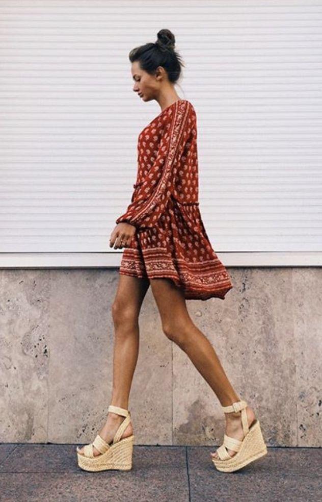 Keilabsätze passen super zum Sommer! #thiergalerie #thiergaleriedortmund #dortmund #shopping #trend #sommer #summerstyle ##sommerlooks fashion #fashionhack #fashionclue