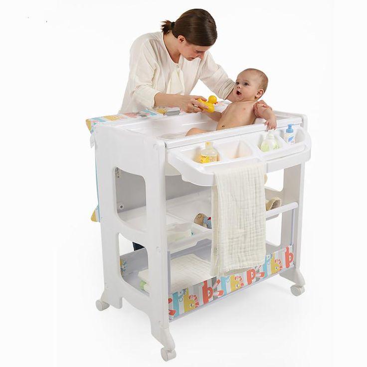 Die besten 25+ Wickeltisch mit badewanne Ideen auf ...
