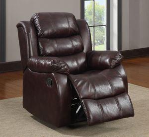Smithee Transitional Glider Reclining Chair