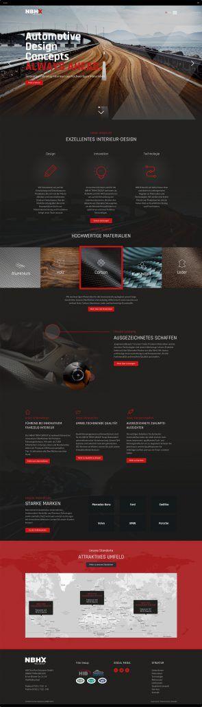 NBHX TRIM GROUP #company #red #black #dark #car #automotive #design #userinterface #graphicdesign #online #mobile #code #website #web #site #webdesign #digital #behance #designinspiration #digitaldesign #webdesigner #webdeveloper #ui #ux #uiux #dribbble #wordpress #wp #application #interface #html #css #MadeWithAdobeXD #uidesign #uxdesign #interactiondesign