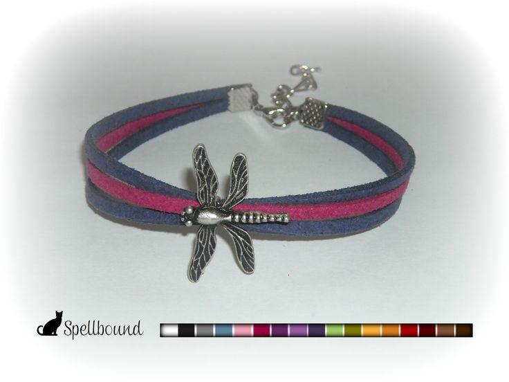 Dragonfly Infinity Bracelet, Friendship Bracelet