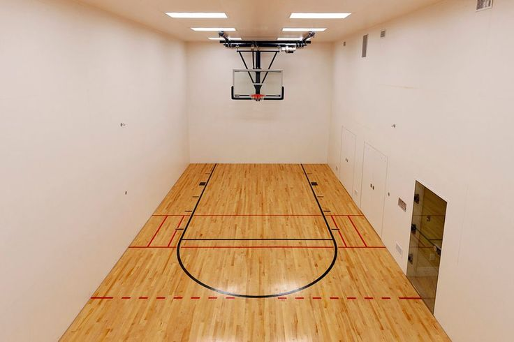 1000 ideas about indoor basketball court on pinterest for Built in basketball court