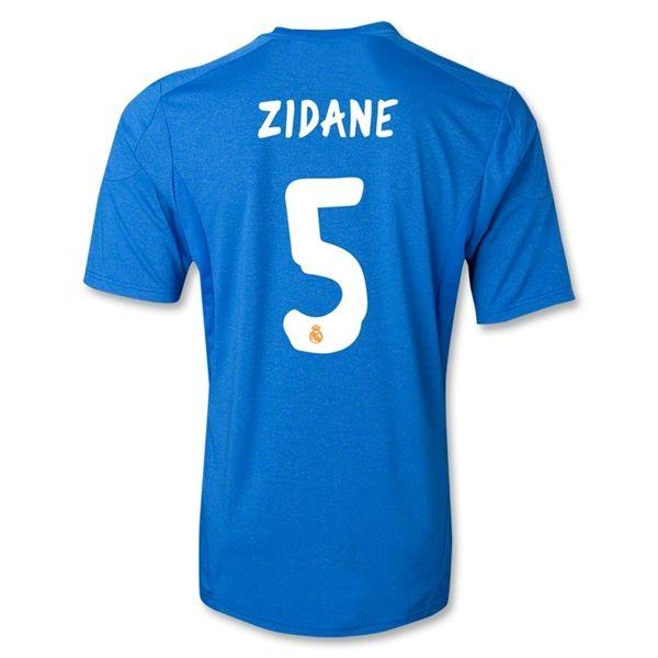 camisetas Zidane real madrid 2014 segunda equipacion http://www.camisetascopadomundo2014.com/