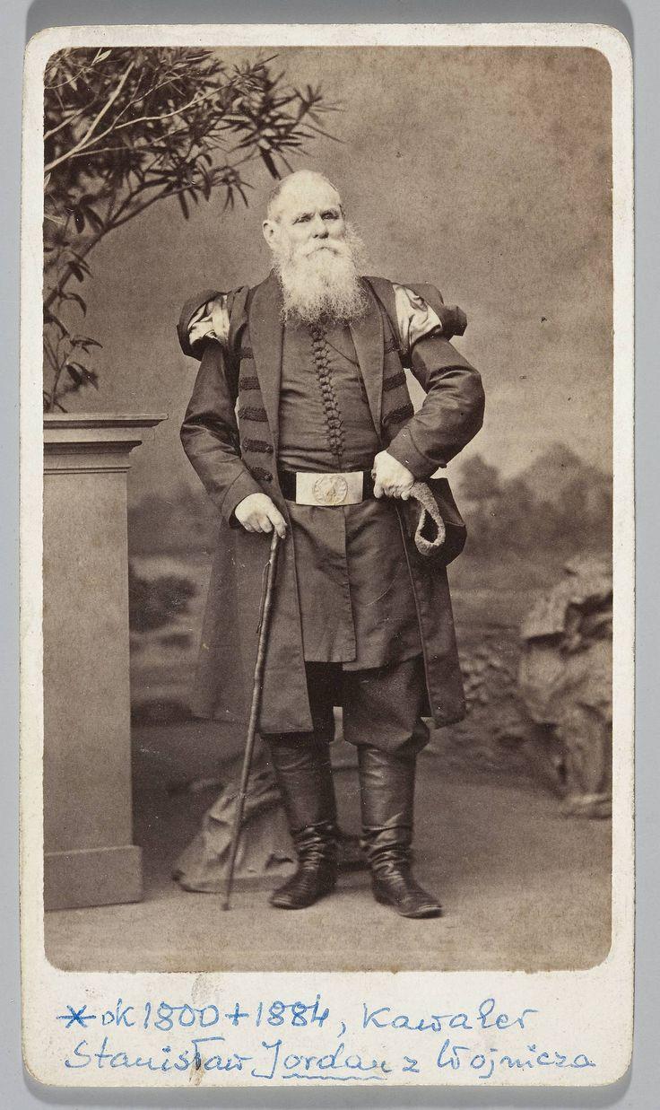 Muzeum Cyfrowe dMuseion - Portret Stanisława Jordana (ok. 1800-1884)