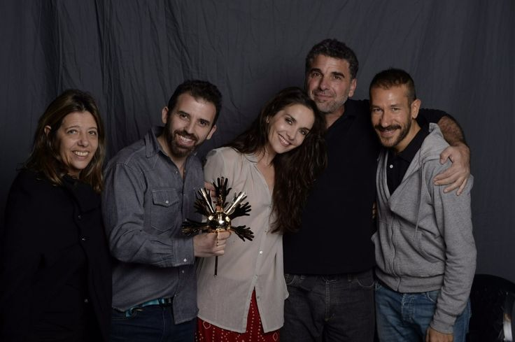 Back Natalia Oreiro, Marcelo Toledo, Santiago Turienzo y equipo  #ManoDeActriz es Natalia Oreiro fotografiada por Santiago Turienzo