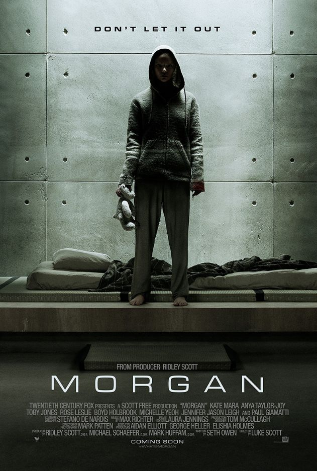 Morgan-2016-poster  I mean I totally saw the end about 20 mins in, but I still enjoyed it.