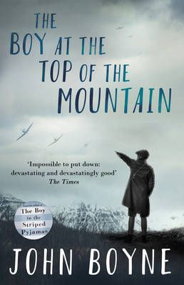 #JohnBoyne Pierrot goes to Live in the Hitler household at the top of an Austrian mountain.... WW2