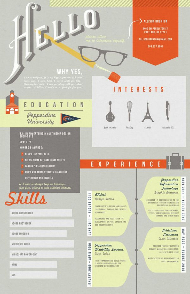 best ideas about graphic design cv cv design 69 well designed graphic design resume inspirations